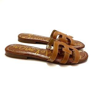 Sam Edelman Bay Slide Sandal Saddle Brown Size 10